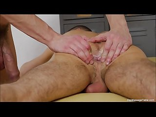 Gay Seduction massage ass fuck