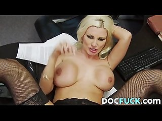 Brittany andrews and doc fuck