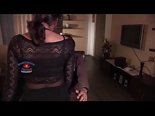 31 shruthi bhabhi boss ne secratry ko sikhaya suhagraat manana secratary hot video new