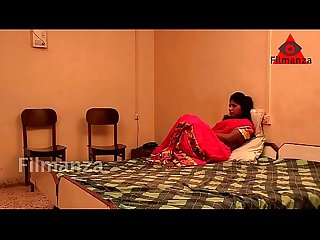 भाभ�? �?�? �?�?ल�? - Bhabhi Gone Wild With Young Man - Hindi Hot Short Movies Film
