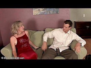 Over 30 tina gets youg cock