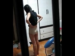 Korean neighbor voyeur free asian porn video 84