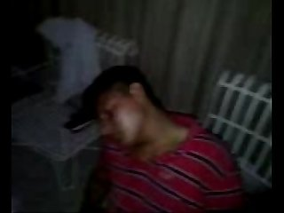 Borrachazo dormido 08