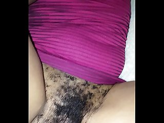 Sexy big butt hairy miami neighbor gets ass fuck