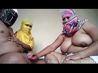 Asian Two Anal Indian Aunty's Share a Hard Cock xvideos