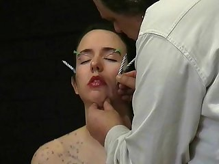 Ritual needle pain and punishment of amateur slavegirl lyarah