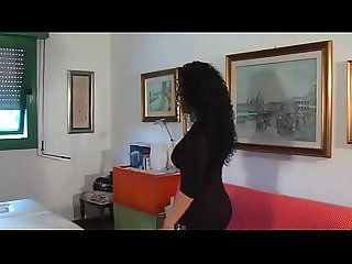 Hot latina fucked by doctor in his office!