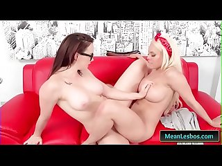 Cum Like It's Hot with Chanel Preston & Luna Star free clip-04 (Hot and Mean)