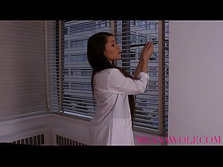 Meana Wolf - Older Woman Younger Man - Special Checkup