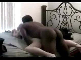 Great interracial anal