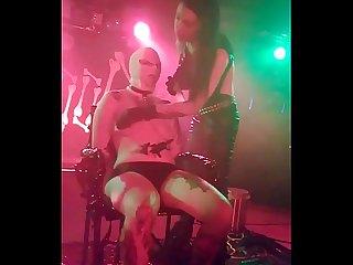 BDSM show 10.06.2017