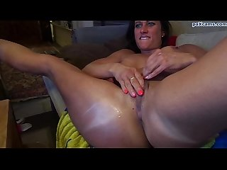 Young hairy wife squirts like a fountain paxcams.com