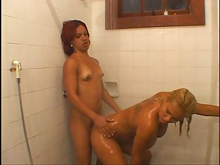 Red head shemale tabatha saves the blonde girl