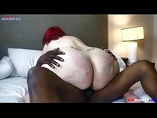 Mr Stixx Gets deep in mature pawg ass on BBWHighway.com