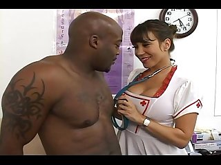 Hot pornstar milf fucked by black guy