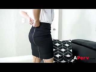 Hot Mom can t resist and needs son s cock