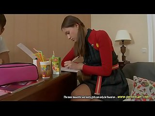 Hot-teen Vol 28 Full Movie Beautiful Russian girls 18-year-old, they perform in anal..