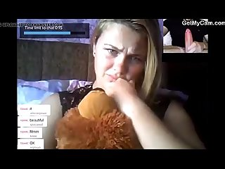 Chatroulette russian girls big cock reactions 2