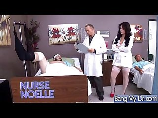 Horny patient noelle easton get sex treat from doctor clip 24