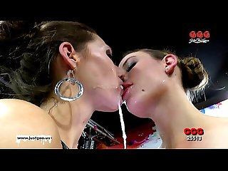 German goo girls viktoria and lana best cum whores
