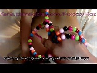 Foxyhot visita mi fan page en camsoda period com