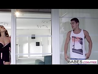 Babes step mom lessons peeping tom starring coco de mal and billie star and max dior clip