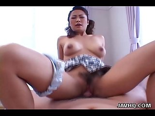 Sexy marie sugimoto fucked from behind