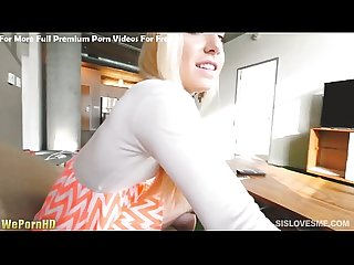 Sislovesme�- Amy Summers Horniest Step Sister Ever