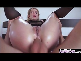 Anal Hardcore Sex Tape With Slut Big Curvy Ass Girl (Dahlia Sky) vid-24