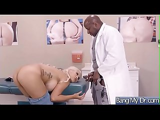 Gorgeous Patient (Bridgette B) Get Nailed Hardcore By Doctor video-08