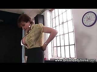Busty mature stockings hoe gets kidnapped