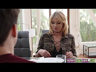 Zelda morrison suck a big thick pecker in her mouth
