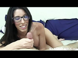 Nerdy girls need sex too joi
