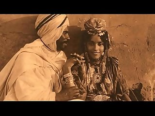 taboo vintage films presents 'a night in a moorish harem, by lord george herbert,..