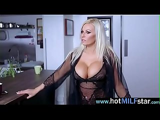 Hot Sex scene with huge dick stud banging Lovely sluty Milf Michelle thorne Video 15