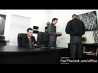 Gay office guys fucked at work video11