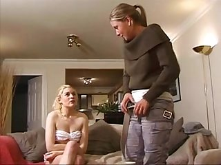 2 english girls get naked and uses dildos on there wet pussy