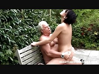 Older men fucking young girls compilation