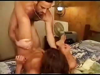 Shemale nurse fuck hard by patient