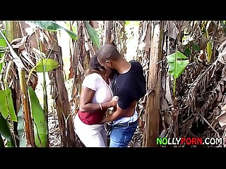 PUBLIC SEX : Unical Students Caught Fucking In The Bush at Calabar Nigeria Somewhere in..