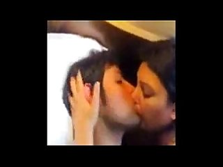 Indian girl big boobs with boyfriend blowjob and fucking