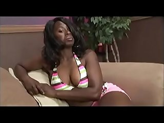 Cookie big tits with hairy pussy black mama girl fucking hard with big black cock