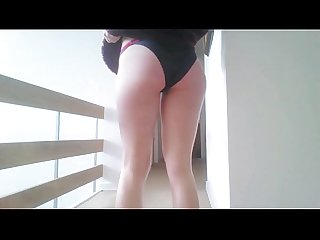 Vantoe HOT Ass Compilation Big Booty - Adolescente Caliente Tanga Youtube
