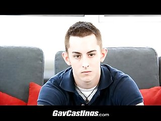 Gaycastings west coast twink shows off for cash