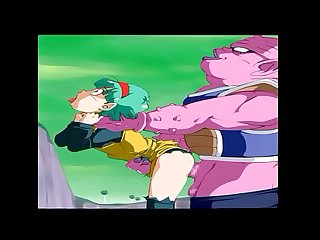 Dragon ball Z Bulma gets Fuck on Namke
