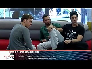 Spanish big brother bulge suso gran hermano 16