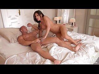 Fitness babe inna caught masturbating fucked hard