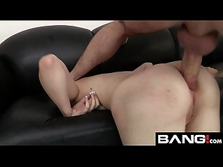 Bang casting amateur jamie hendrix has a cum addiction