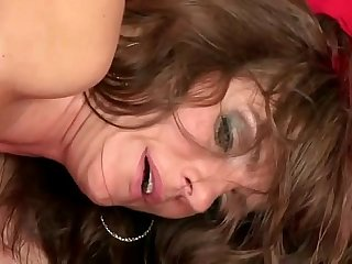 Bored housewife fucked hard