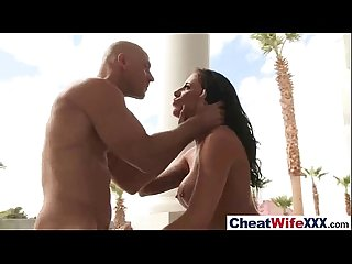 Cheating wife Austin lynn in hard style sex story on camera movie 05